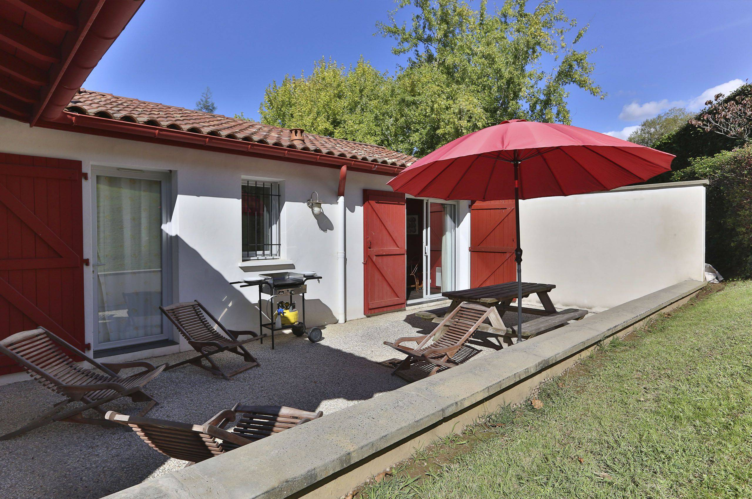 Villa Iduzkia for rented,  4 people in Saint-Pierre d'Irube (Basque Country)
