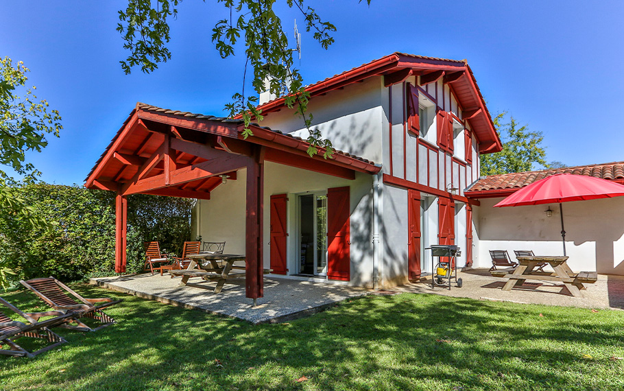 Villa Mendia for rented,  6 people in Saint-Pierre d'Irube (Basque Country)
