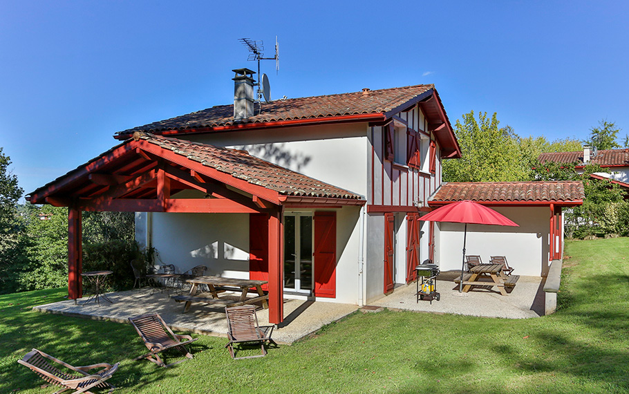Villa Ohianna for rented,  6 people in Saint-Pierre d'Irube (Basque Country)